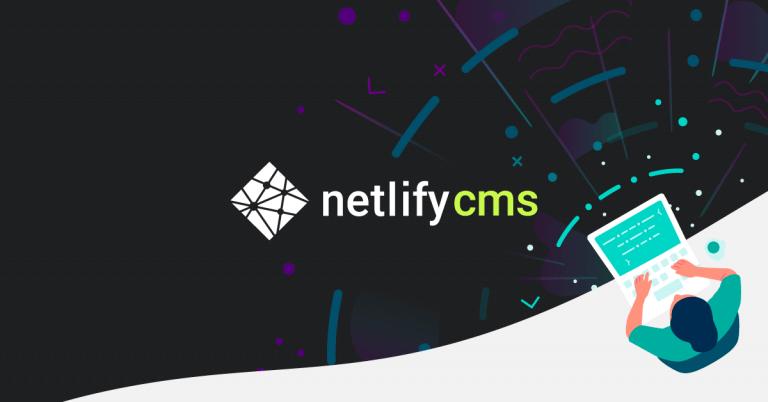 Netlify CMS Splash